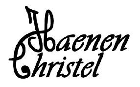 Haenen Christel Styliste-modéliste couturière BARCHON